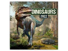 poznamkovy kalendar dinosauri 2022 30 30 cm 304285 31