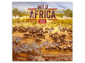 poznamkovy kalendar divoka afrika 2022 30 30 cm 530163 31