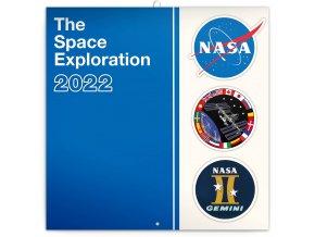 poznamkovy kalendar nasa 2022 30 30 cm 652168 31