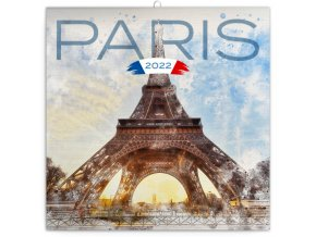 poznamkovy kalendar pariz 2022 30 30 cm 23922 31