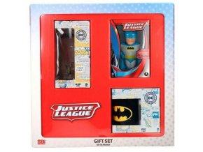 Dárkový set Batman velký - Sklenice, hrnek, figurka