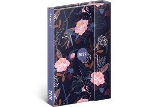 tydenni magneticky diar kvety 2022 11 16 cm 532014 31