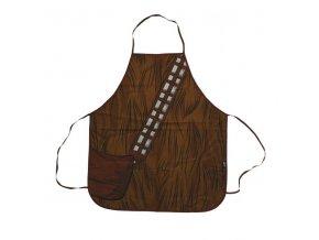 star wars kuchynska zastera zvejkal chewbacca