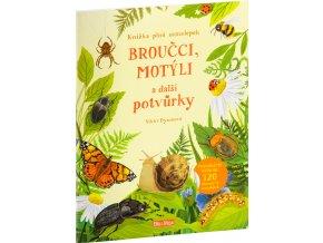 broucci motyli a dalsi potvurky kniha samolepek 277309 12