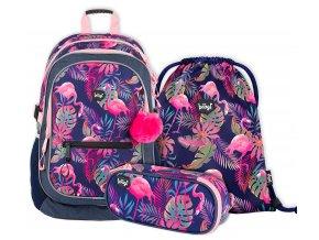skolni set core flamingo 689357 30