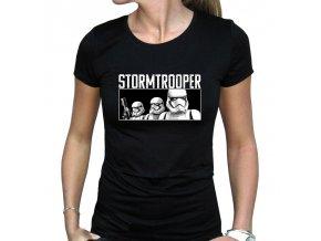 star wars damske tricko stormtrooper
