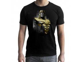 marvel avengers panske tricko thanos titan