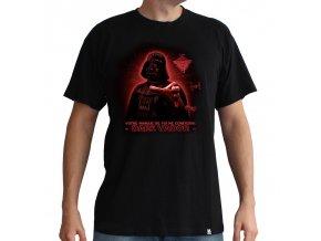 Pánské tričko Star Wars - Darth Vader