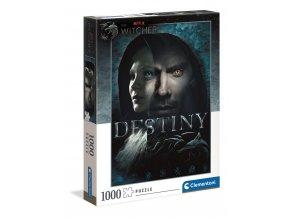 zaklinac the witcher puzzle destiny 1000ks