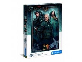 zaklinac the witcher puzzle witcher 1000ks