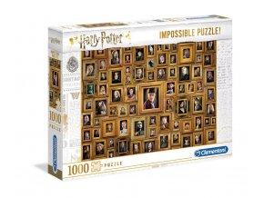 harry potter puzzle impossible puzzle 1000 dilku obrazarna