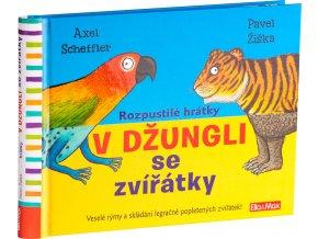rozpustile hratky v dzungli se zviratky 3 2