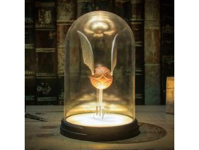 harry potter nocni lampicka zlatonka