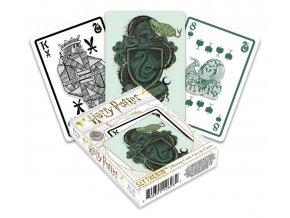 harry potter hraci karty zmijozel slytherin