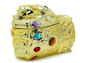marvel avengers 3d hrnek thanosova rukavice