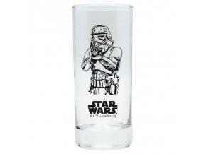 star wars sklenice stormtrooper