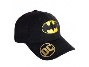 dc comics cap black batman logo
