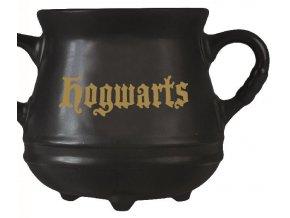 harry potter 3d expresso hrnek kotel bradavice hogwarts