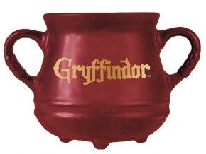 harry potter 3d expresso hrnek kotel nebelvir gryffindor