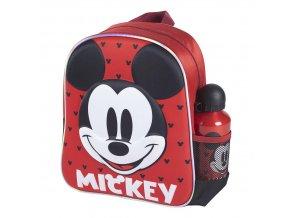 mickey mouse set detsky batoh lahev na piti mickey