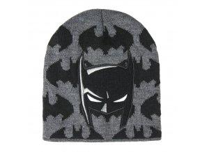 dc comics batman detska zimni cepice maska