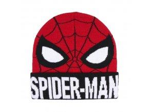 spiderman hat zimni cepice winter