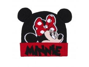 minnie mouse hat zimni cepice winter