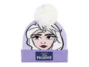 frozen hat zimni cepice winter