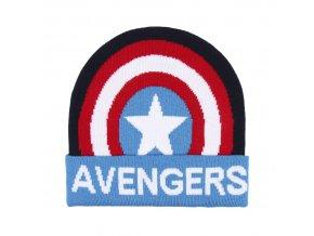 marvel avengers hat zimni cepice winter