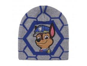 chase paw patrol tlapkova patrola hat zimni cepice winter