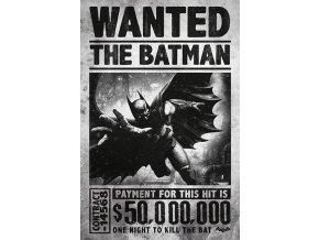 Plakát Batman - Wanted