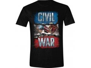 Pánské tričko Captain America - Cover