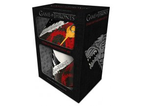 Dárkový sada Hra o trůny - Targaryen