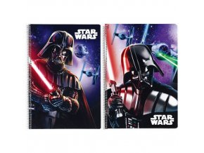 Blok A4 Star Wars - Darth Vader