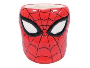 Hrnek Spiderman - 3D keramický