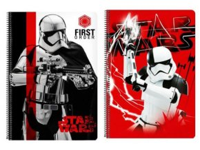 Blok A4 Star Wars - Stormtrooper