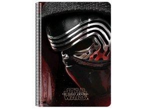 Blok A4 Star Wars - Kylo Ren