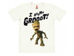 Dětské tričko Strážci Galaxie - Groot