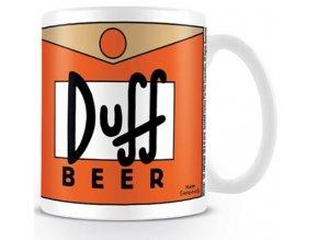 Hrnek Simpsons - Duff Beer
