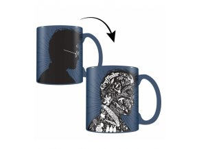 harry potter magic portrait heat changing mug