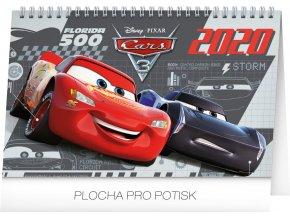 stolni kalendar auta 3 2020 23 1 x 14 5 cm 1 7