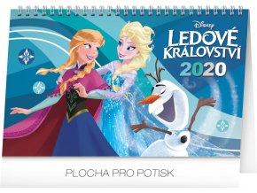 stolni kalendar frozen ledove kralovstvi 2020 23 1 x 14 5 cm 1 7