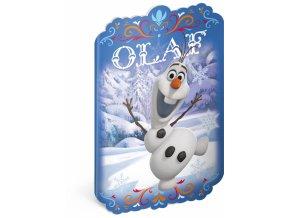skolni sesit frozen ledove kralovstvi olaf a4 s vysekem 40 listu nelinkovany 1 1
