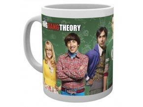 hrnek teorie velkého třesku the big bang theory cast v1