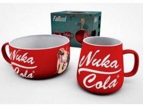 Dárkový set Fallout - Hrnek, miska