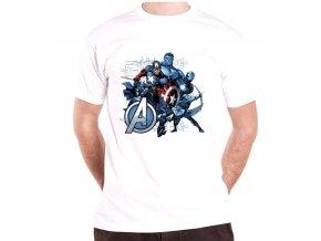 Pánské tričko Avengers - Group Assemble
