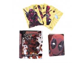hraci karty deadpool01