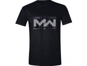 Pánské tričko Call of Duty - Modern Warfare, černé