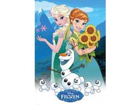 Plakát Ledové království - Fever