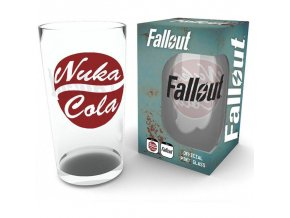 velka sklenice fallout nuka cola